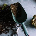 使用済みの培養土の再利用方法|日光・熱湯消毒で土を再生