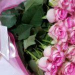 結婚記念日の結婚年数本分のバラの花束【2019】